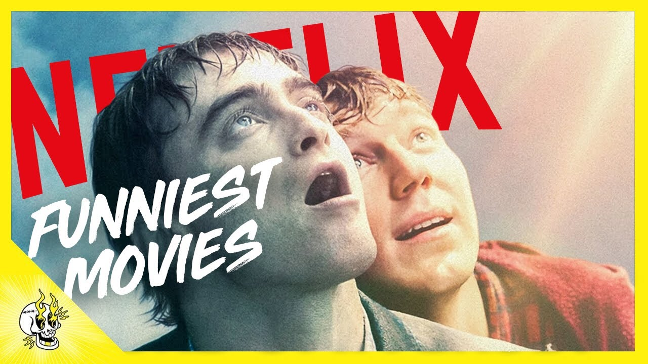 10 Funny Netflix Movies You Need to See   Flick Connection