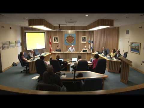 Bridgewater Town Council Meeting -- April 10, 2017