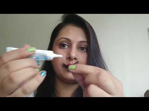 Nakli Palke Kaise Lagaye / How To Use False Eyelashes  For Beginners In Hindi |Kaur Tips|