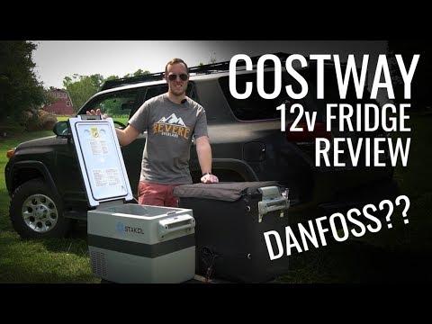 Best Value Overland Fridge? Costway 12v Fridge Review