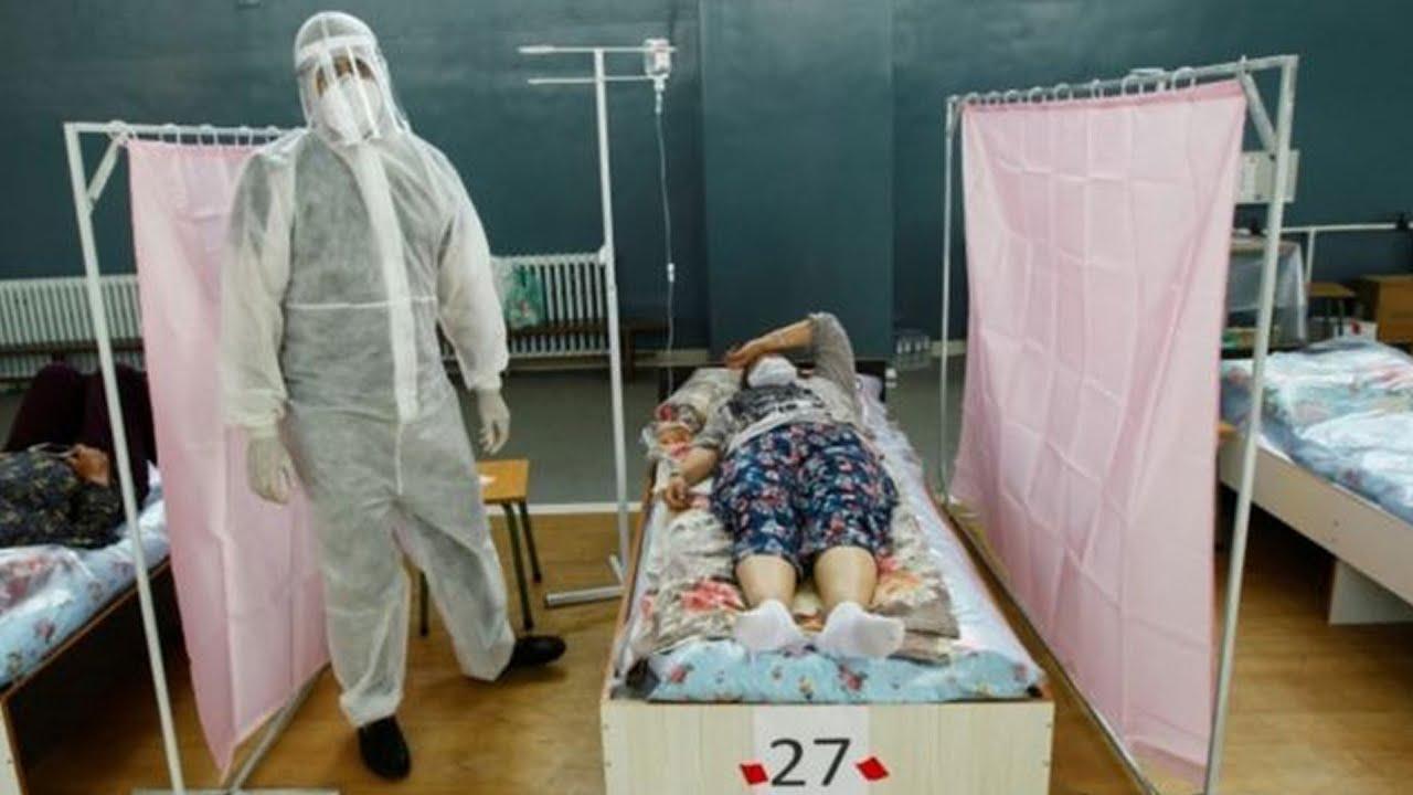 В Кыргызстане растет число заболевших. Коронавирус в СНГ