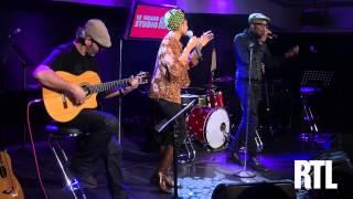 Imany & Tété - Un Gospel Pour madame en Live dans le Grand Studio RTL - RTL - RTL