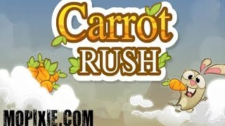 Carrot Rush • Best Online Games • Mopixie.com