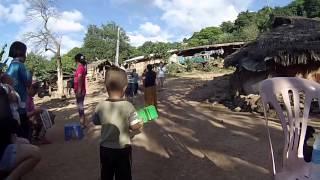 Visiting Hmong Village