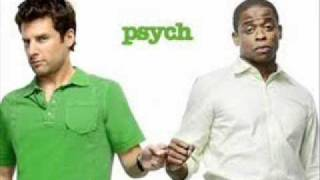 Sigla telefilm Psych - I know you know