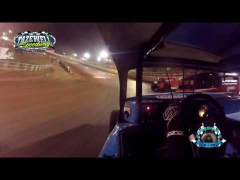 #7 John Stevens - Classic - 6-2-17 Tazewell Speedway - In-Car Camera