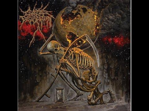 Cattle Decapitation release art/teaser for new album Death Atlas plus tour dates!