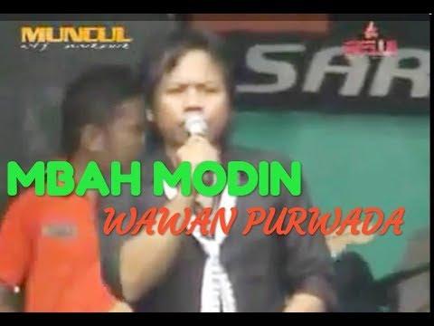 WAWAN PURWADA - MBAH MODIN - PRIMADONA MUSIC JEPARA