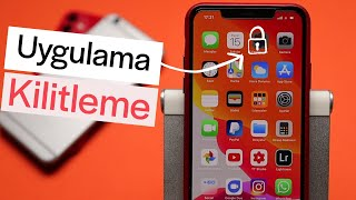 iPhone'da Uygulama Kilitleme