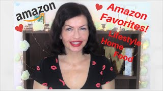 Amazon Favorites 2018 - Lifestyle, Home, Food!