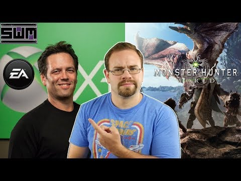 News Wave! - Could Microsoft Actually Buy EA And Monster Hunter World Starts Out Strong