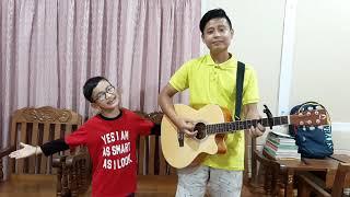 Download lagu EK DIN BIK JAYEGA | ZINDAGI KI YAHI REET HAI | MR. INDIA | COVER | CHOW OUPSENG | ANONG SINGPHO