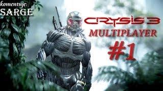 Crysis 3 (Multiplayer #1) - Sarge dominuje w Drużynowym Deathmatchu;)