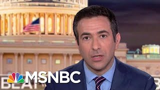 Trump A.G. Busted: Mueller Report Reveals Barr Misled Public | The Beat With Ari Melber | MSNBC