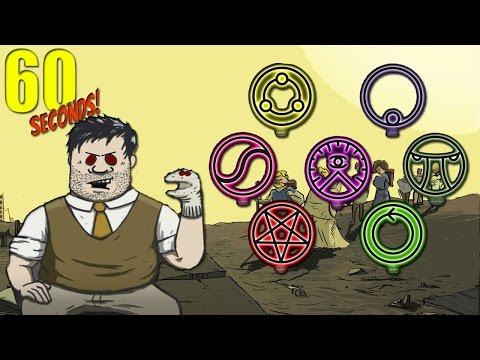 7 DEADLY SINS CHALLENGE PART 2! | 60 Seconds Game