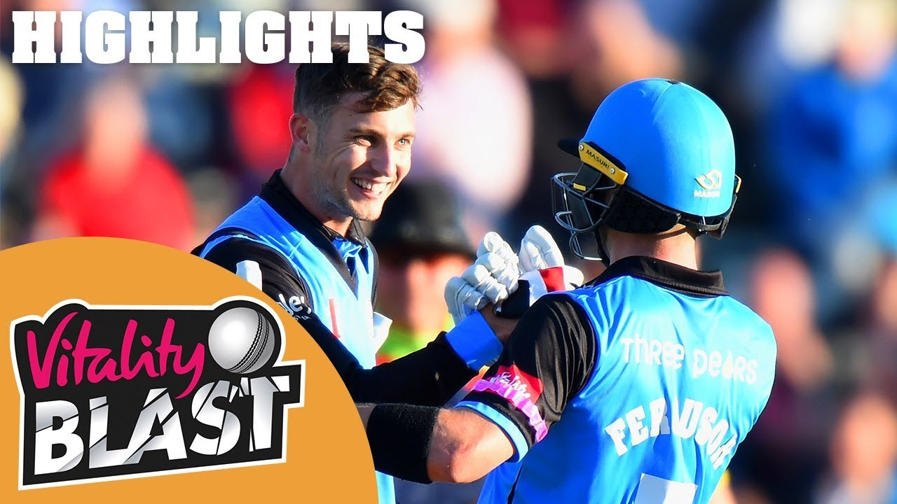 Worcestershire Reach Finals!   Worcestershire v Gloucestershire   Vitality Blast 2018 - Highlights