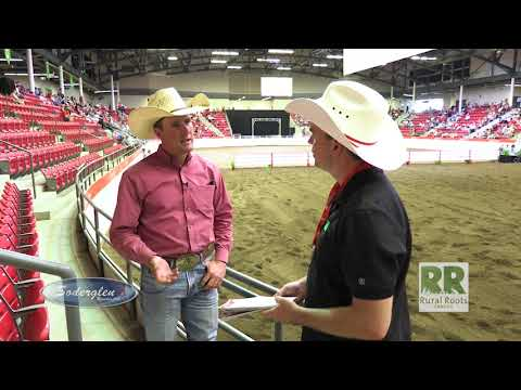 Working Cow Horse Calgary Stampede 2017 TV Episode