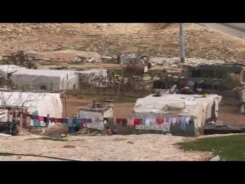 NOWHERE LEFT TO GO - The Jahalin Bedouin