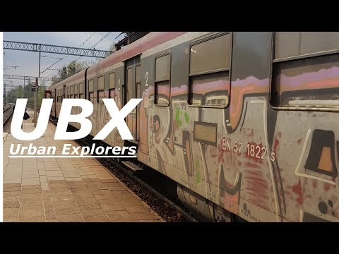 UBX: Abandoned Trains and Mansion