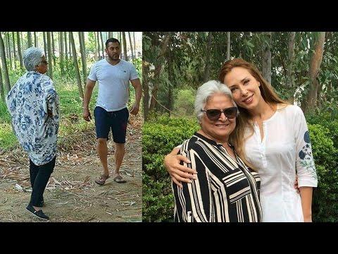 Salman Khan & Lulia Vantur On Romantic Holiday At Delhi !!