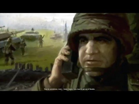 World in Conflict Mission 20 - The final Battle of Seattle