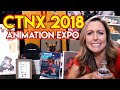 CTN ANIMATION EXPO 2018: MEETING YOU GUYS!