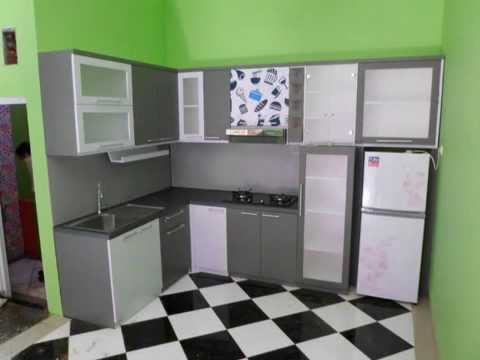 Kitchen Set Minimalis Semarang Kitchem Set Murah Semarang Jual