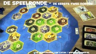 De Zeevaarders van Catan Speluitleg - 999 Games