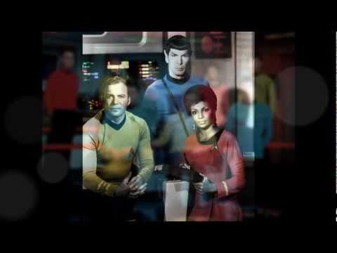 Spizzenergi - Where's Captain Kirk ?