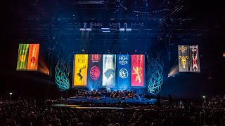 House Themes Medley - Game of Thrones Live Concert Experience | Kolya