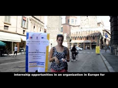 When I want to have an internship in Europe, will European Commission support me financially?