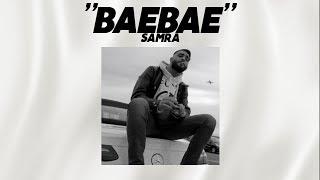 "Samra - ""BAEBAE"" Instrumental (reprod. Tuby Beats)"
