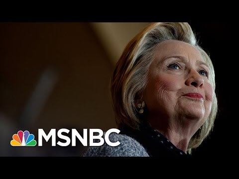 Hillary Clinton: Donald Trump Has Shown Us Who He Is (Full Interview) | Morning Joe | MSNBC