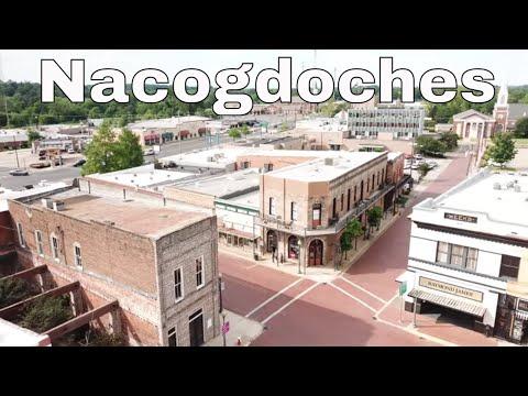 Drone Nacogdoches, Texas