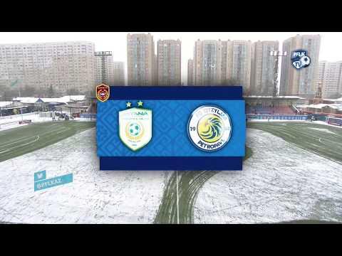 FC Astana Kyzylzhar Match Highlights