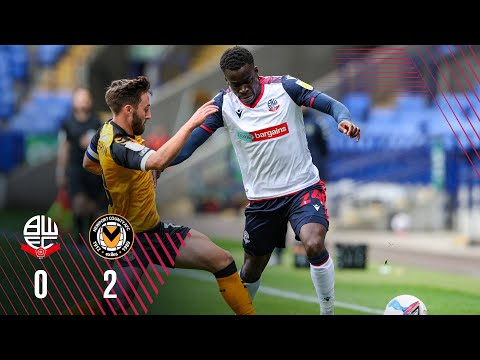 Bolton Newport Goals And Highlights