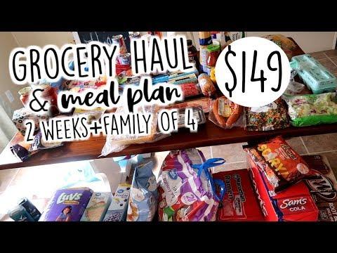 2-week-meal-plan-&-grocery-haul-|-walmart-grocery-pickup