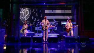 Smashing Pumpkins - Late Show With David Letterman