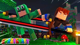 SPECIAL MOBZILLA BOSS BATTLE CHALLENGE - Minecraft CRAZYCRAFT
