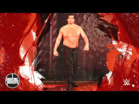 2017: The Great Khali 1st WWE Theme Song -