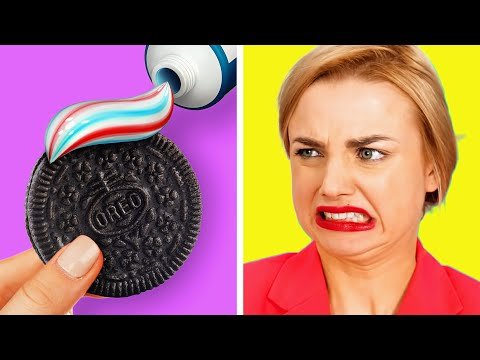 DONT TOUCH MY FOOD!! DIY hacks for people who HATE sharing food