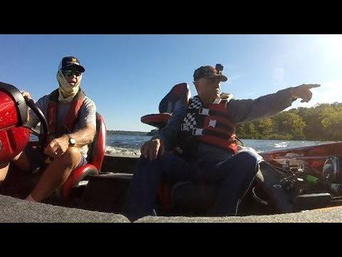 FISH4FUN:  CHASING BASS ON POMME DE TERRE LAKE