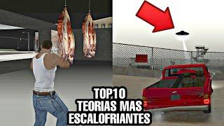 TOP 10 Teorías MAS escalofriantes de Gta San Andreas !
