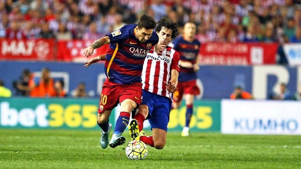Download Lionel Messi ▪ 2015/2016 ● Supernatural Dribbling Skills  ► The Beginning   HD  
