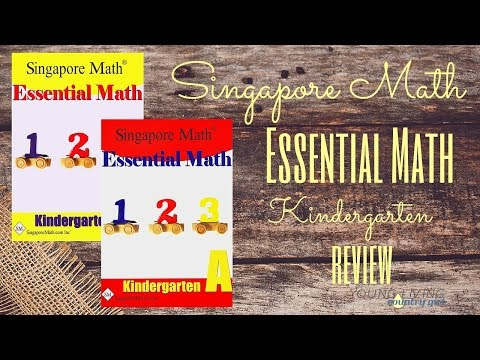homeschool-curriculum:-singapore-math-kindergarten