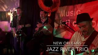 JAZZ RIVER TRIO / NEW ORLEANS