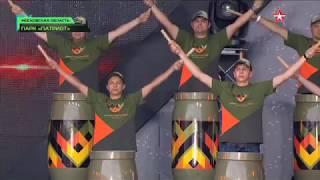 Церемония открытия Армейских международных игр - 2018