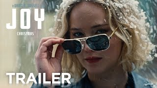 Joy / Trailer #2 / Official HD Trailer / 2015