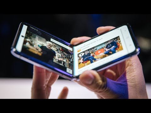 Samsung Galaxy Z Flip Hands-On Impressions!