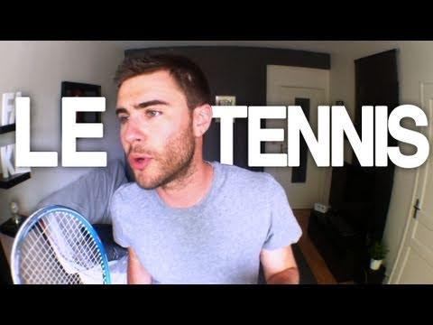 Le Tennis – Cyprien
